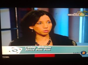 SABC interview on youth engagement, 2009