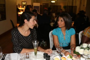 Dinner with World Economic Forum: Young Global Leaders, 2015